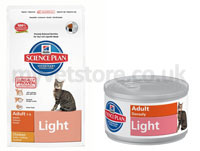 Hill's Science Plan Feline Adult Light