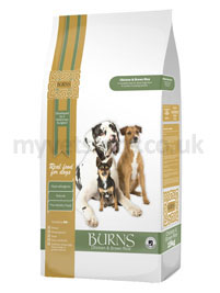 Burns Adult Dog Original Chicken & Brown Rice