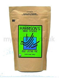 Harrisons Adult Lifetime Fine Bird Food
