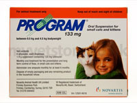 Program Suspension Flea Treatment for Regular Cats